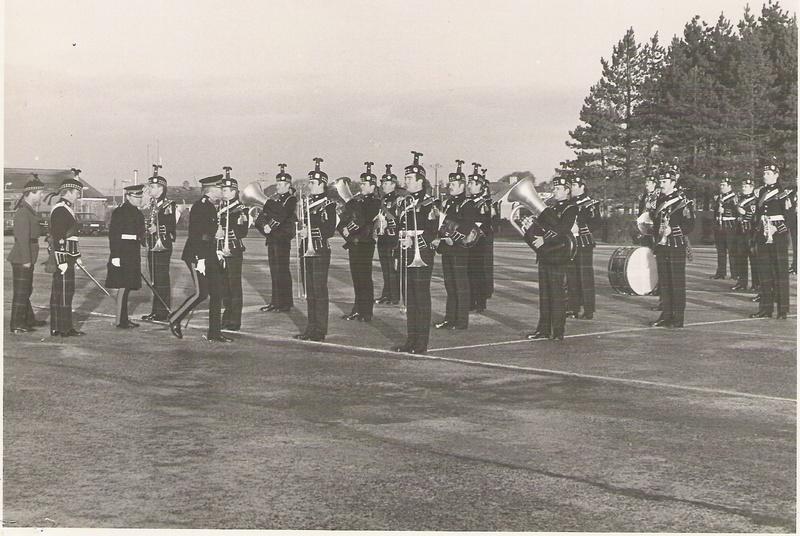 Royal Scots KH Inspection